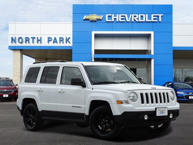 2015 Jeep Patriot Altitude Edition San Antonio TX