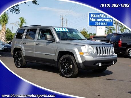 2015_Jeep_Patriot_Altitude Edition_ Wilmington NC