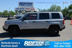2015_Jeep_Patriot_Altitude, Satellite Radio, Bluetooth_ Calgary AB