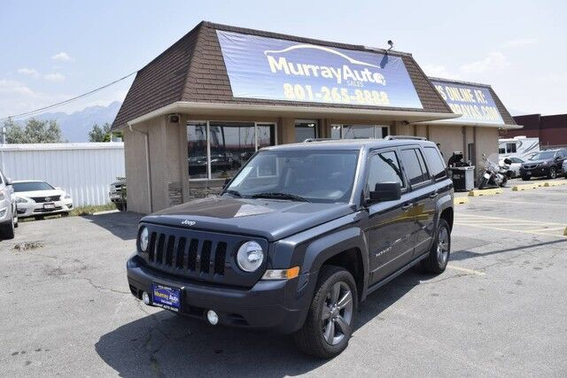 2015 Jeep Patriot High Altitude Edition Murray UT