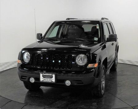 Jeep Patriot High Altitude Edition Navigation 4X4 2015