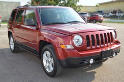 2015_Jeep_Patriot_Latitude 2WD_ Houston TX