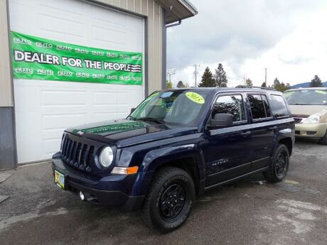 2015 Jeep Patriot Sport 4WD Spokane Valley WA