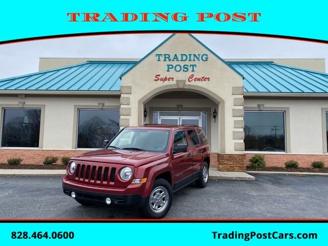 2015_Jeep_Patriot_Sport_ Conover NC