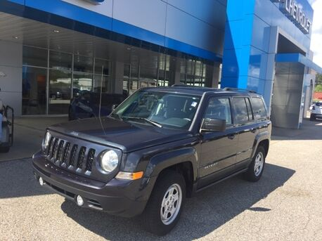 2015_Jeep_Patriot_Sport_ Paris TN