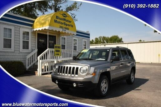 2015_Jeep_Patriot_Sport_ Wilmington NC