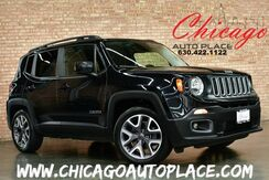 2015_Jeep_Renegade_Latitude - CLEAN CARFAX LOW MILES BLACK SPORT CLOTH BACKUP CAMERA BLUETOOTH CONNECTIVITY PREMIUM ALLOY WHEELS_ Bensenville IL