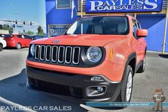 2015_Jeep_Renegade_Latitude / 4X4 / 2.4L I4 / Uconnect Bluetooth / Back Up Camera / Cruise Control / Luggage Rack / Low Miles / 29 MPG / New Tires / 1-Owner_ Anchorage AK