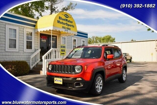 2015 Jeep Renegade Latitude Wilmington NC