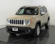 2015_Jeep_Renegade_Limited 4X4_ Bedford TX