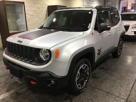 2015 Jeep Renegade Trailhawk Little Rock AR