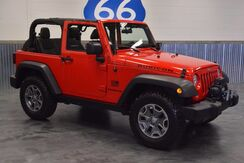 2015_Jeep_Wrangler_RUBICON - 4X4 HARD TOP! ONLY 21,000 MILES! WINCH!!_ Norman OK