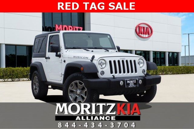 2015 Jeep Wrangler Rubicon Fort Worth TX