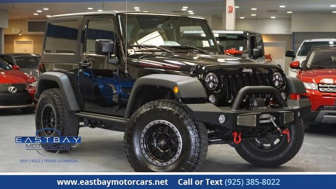 2015_Jeep_Wrangler_Rubicon Hard Rock_ San Ramon CA
