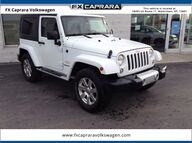 2015 Jeep Wrangler Sahara Watertown NY