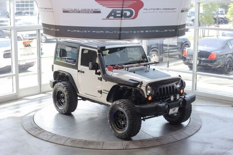 2015_Jeep_Wrangler_Sport 4WD_ Chantilly VA