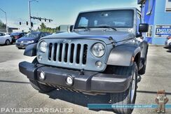 2015_Jeep_Wrangler_Sport / 4X4 / Automatic / 2-Door Hardtop / Bluetooth / Back Up Camera / Cruise Control / Tow Pkg / Only 30K Miles_ Anchorage AK