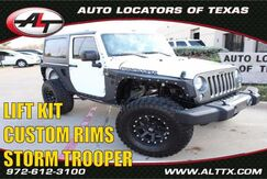 2015_Jeep_Wrangler_Sport STAR WARS STORM TROOPER_ Plano TX