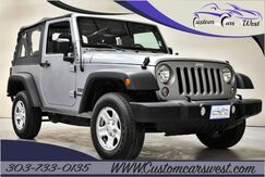 2015_Jeep_Wrangler_Sport_ Englewood CO