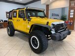 2015 Jeep Wrangler Steelers Edition $8000 build