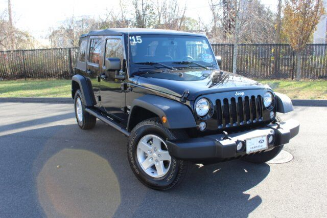 2015 Jeep Wrangler Unlimited 4WD 4dr Sport Fairfield CT