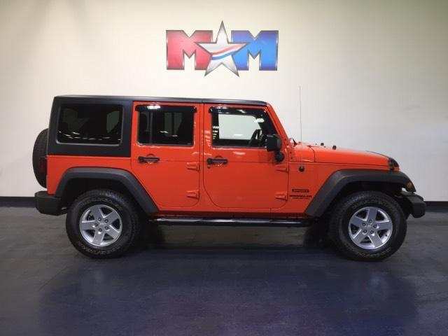 Vehicle details 2015 jeep wrangler unlimited at motor for Shelor motor mile com