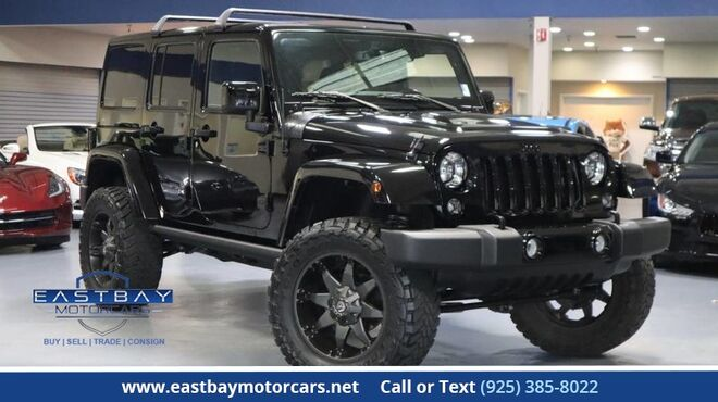 2015_Jeep_Wrangler Unlimited_Altitude_ San Ramon CA