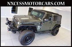 2015_Jeep_Wrangler Unlimited_Freedom Edition AUTOMATIC JUST 29K MILES CLEAN CARFAX._ Houston TX