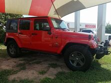Jeep Wrangler Unlimited Freedom Edition 2015