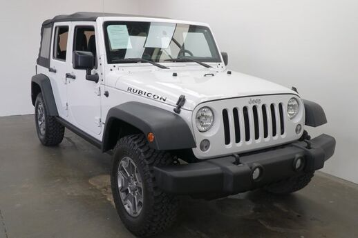 2015 Jeep Wrangler Unlimited Rubicon Hickory NC