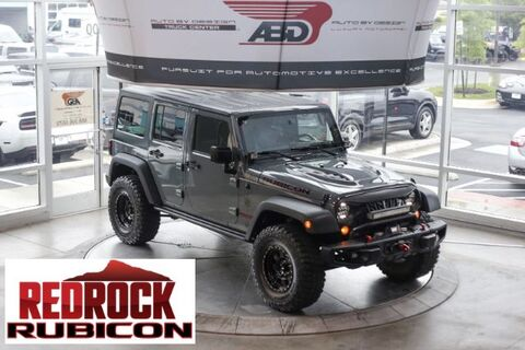 2015_Jeep_Wrangler_Unlimited Rubicon 4WD_ Chantilly VA