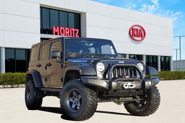 2015 Jeep Wrangler Unlimited Rubicon Fort Worth TX