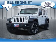 2015 Jeep Wrangler Unlimited Rubicon Hard Rock San Antonio TX