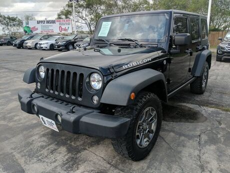 2015 Jeep Wrangler Unlimited Rubicon Mission TX