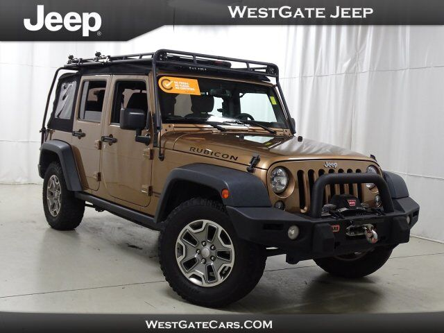 2015 Jeep Wrangler Unlimited Rubicon Raleigh NC