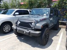 2015 Jeep Wrangler Unlimited Rubicon San Antonio TX