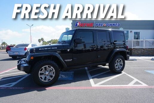 2015 Jeep Wrangler Unlimited Rubicon Weslaco TX