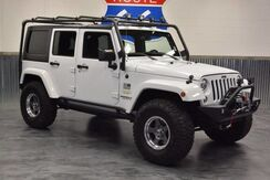 2015_Jeep_Wrangler Unlimited_SAHARA ONLY 15,000 MILES! $5000 IN EXTRAS_ Norman OK