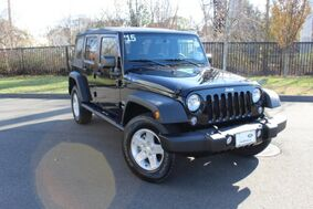 2015_Jeep_Wrangler Unlimited_SOFT TOP ONLY_ Fairfield CT