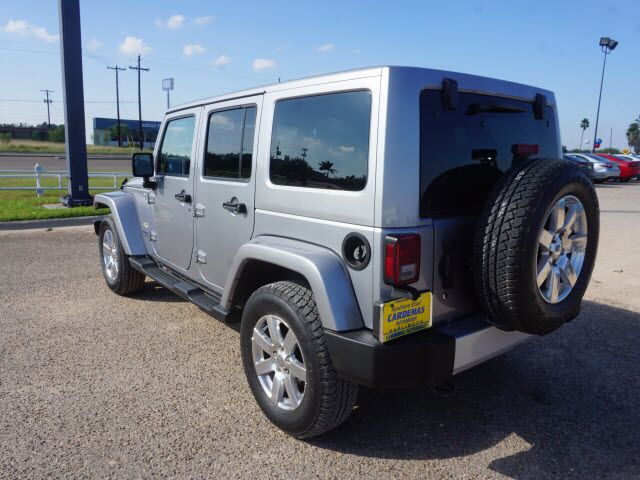 2015 Jeep Wrangler Unlimited Sahara Brownsville TX