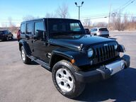 2015 Jeep Wrangler Unlimited Sahara Watertown NY