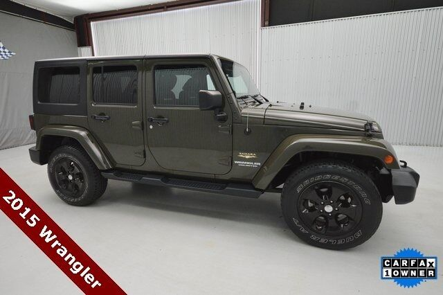 2015_Jeep_Wrangler_Unlimited Sahara_ San Antonio TX