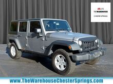 2015_Jeep_Wrangler Unlimited_Sport_ Philadelphia PA