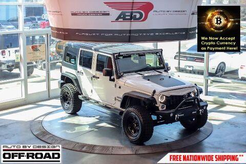 2015_Jeep_Wrangler_Unlimited Sport 4WD_ Chantilly VA