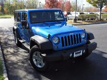 2015_Jeep_Wrangler Unlimited_Sport 4X4_ Bedford TX