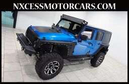 Jeep Wrangler Unlimited Sport AUTOMATIC JUST 17K MILES. 2015