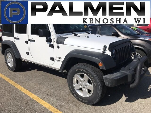 Jeep Connectivity Group >> 2015 Jeep Wrangler Unlimited Sport