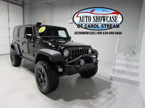Jeep Wrangler Unlimited Sport Lifted 4X4 2015