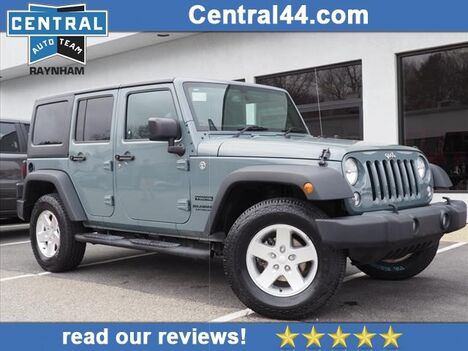2015_Jeep_Wrangler Unlimited_Sport_ Raynham MA