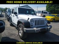 2015 Jeep Wrangler Unlimited Sport Watertown NY